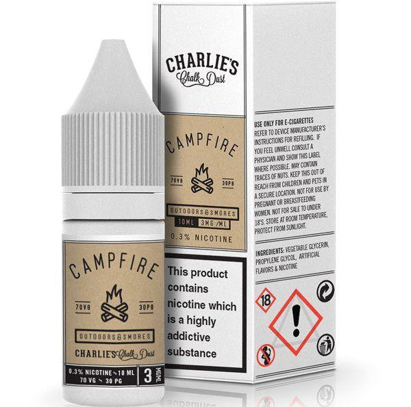 CampFire Campfire 10ml 0mg Eliquid