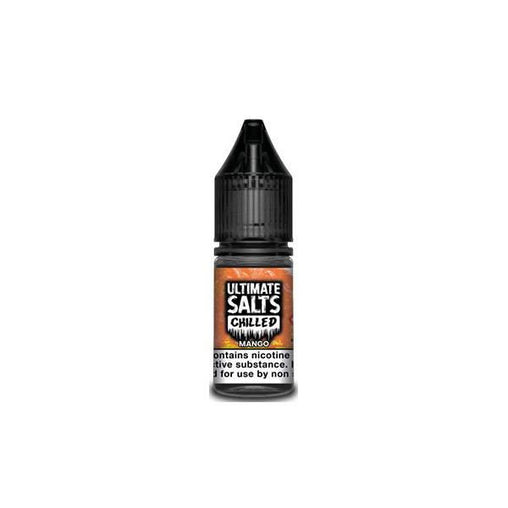 Mango 10ml E-Liquid By Ultimate Juice