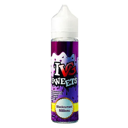 Black Currant Millions Eliquid By I VG
