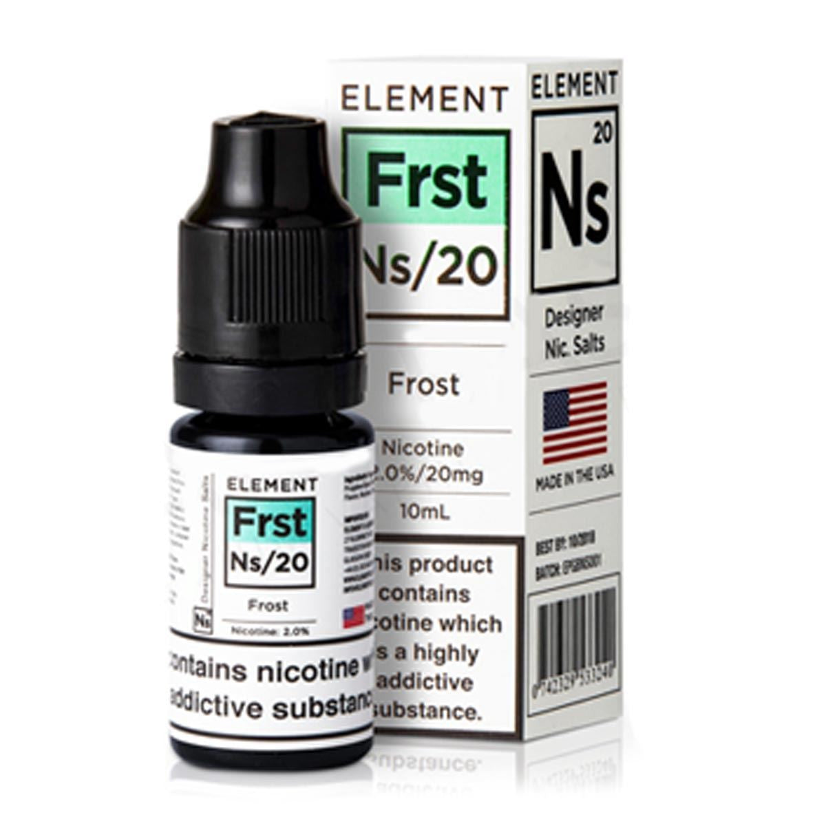 Frost Eliquid By Element