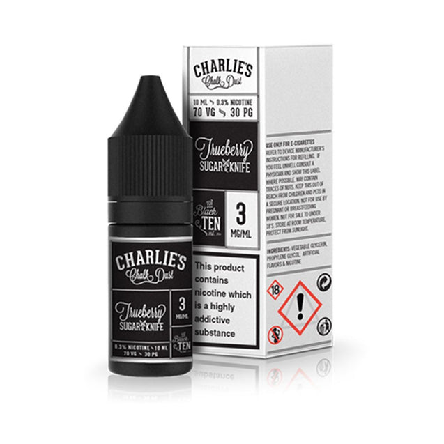 True Berry Eliquid By Charlie's Chalk Dust