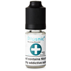 Nicotine Booster 10ml Eliquid By Plus Nic