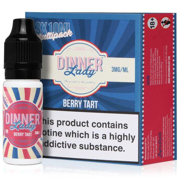 Berry Tart Eliquid By Dinner Lady