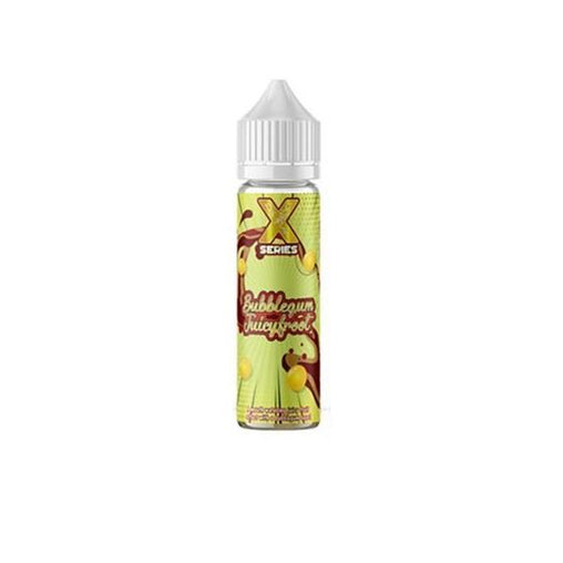Bubblegum Juicyfroot 50ml Eliquid X Series