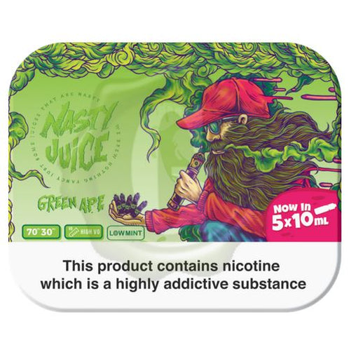 Green Ape Eliquid By Nasty