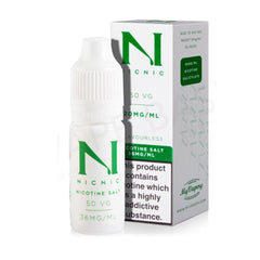 Nicotine Booster 10ml Eliquid By Nic Nic
