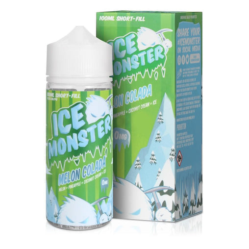 Melon Colada  Eliquid By ICE MONSTER