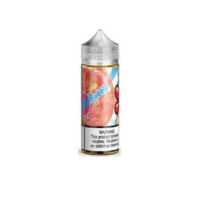 Peach 100ml Eliquid Big Bubble eJuice