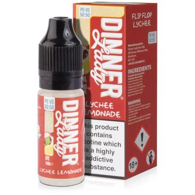 Lychee Lemonade E-Liquid by Dinner Lady Ice 50/50