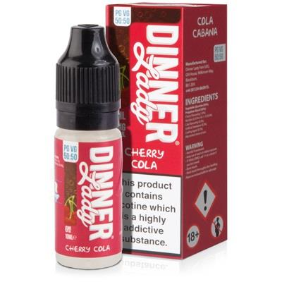 Cherry Cola 10ml Eliquid By Dinner Lady