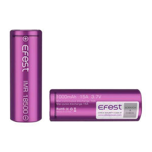 IMR18500 Battery By Efest