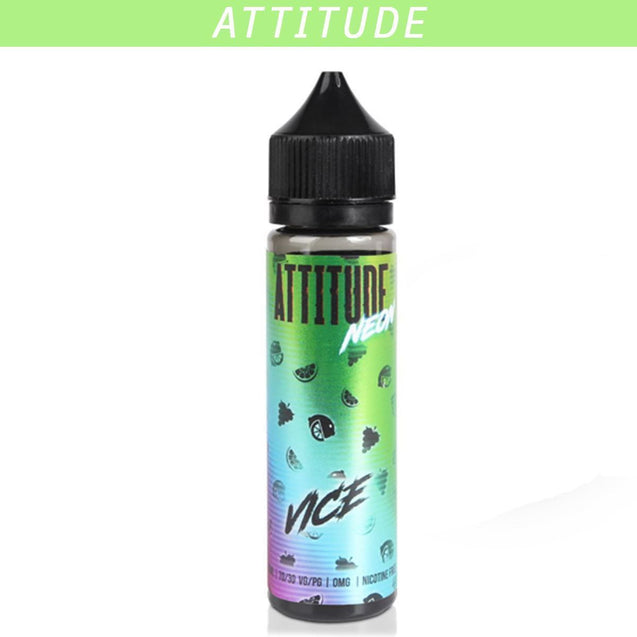 ViceShort Eliquid By Attitude