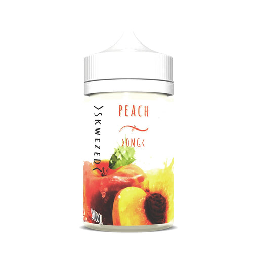 Peach 50ml Eliquid By Skwezed