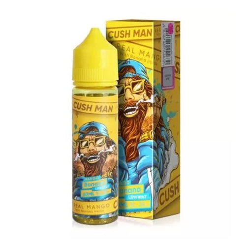 Mango Banana  Eliquid By NASTY