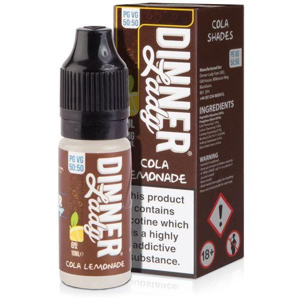 Cola Lemonade Eliquid By Dinner Lady