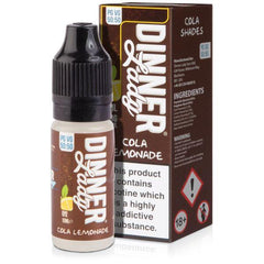 Cola Lemonade 10ml Eliquid By Dinner Lady