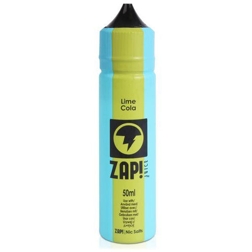 Lime Cola  Eliquid By ZAP