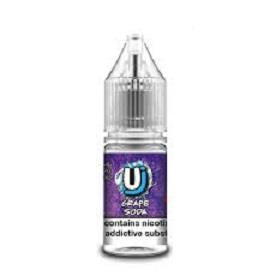 Grape Soda 10ml E-Liquid By Ultimate Juice