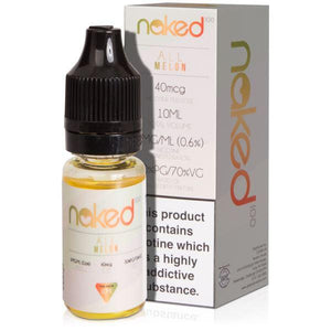 Naked 10ml All Melon Eliquid