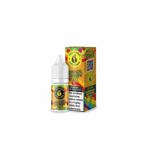 Tropical Rainbow 10ml Eliquid By Juice N Power