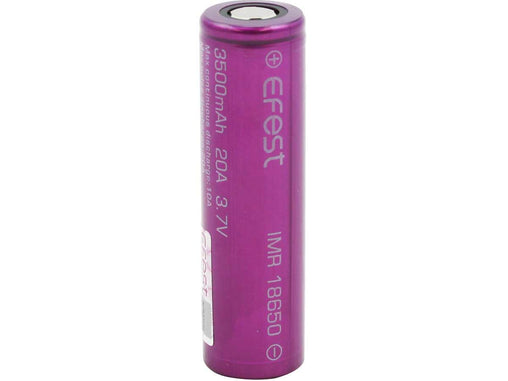 2 Battery (3000mah) Battery By Efest