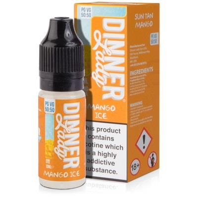 Mango Ice 10ml Eliquid By Dinner Lady
