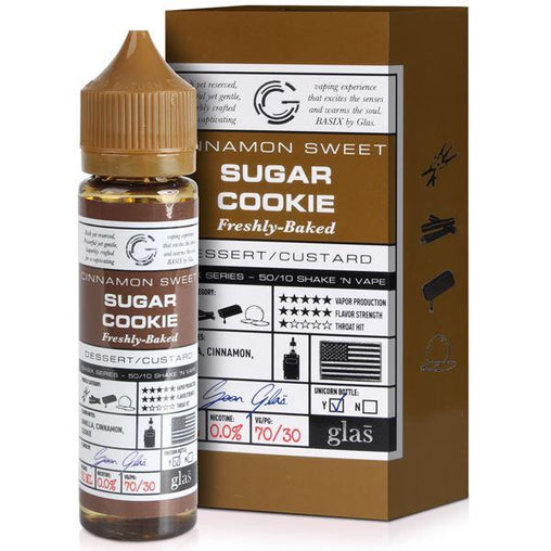 Sugar Cookie Eliquid By Glas