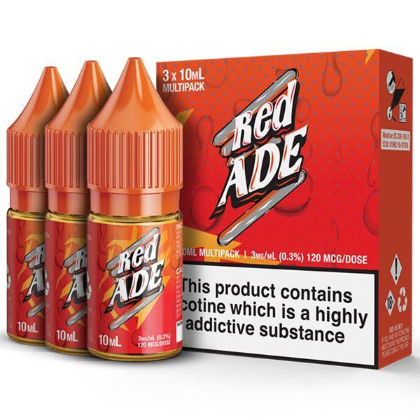 Red Ade Eliquid By Mad Hatter