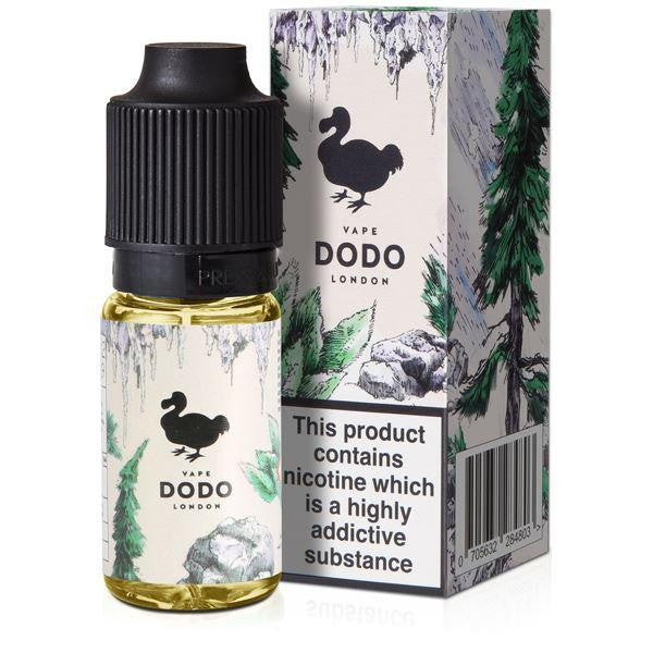 Raspberry Moonshine Eliquid By Vape Dodo