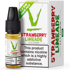 Strawberry Lemonade  40ml  Eliquid By Verdict Vapors