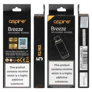 Breeze Vape Coils By Aspire