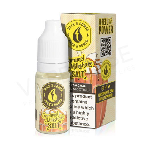 Caramel Milk Shake Eliquid By Juice N Power