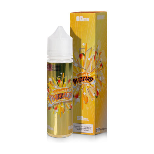 Mango Brrrst Eliquid By Burst
