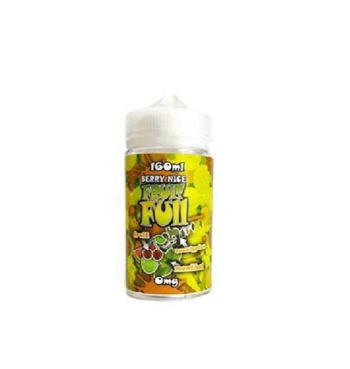 Berry Nice 160ml Eliquid Fruit Full