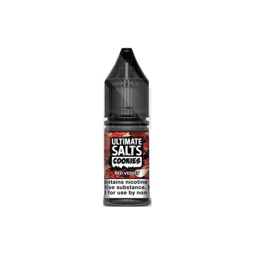 Red Velvet 10ml E-Liquid By Ultimate