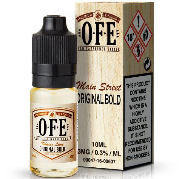 Original Bold Eliquid By OFE