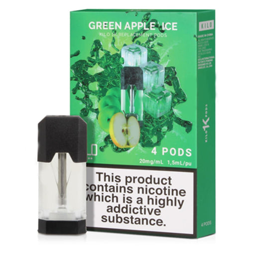 Green Apple Ice Pod by Kilo 1K