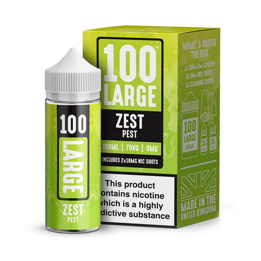 Zest Pest Eliquid By Large Juice