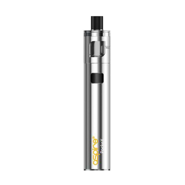 Aspire PockeX AIO 2ml Kit TPD Vape Ecig 1500mAh Battery