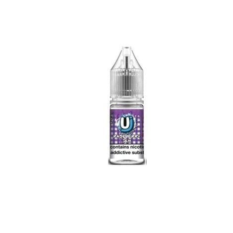 Raspberry Jam 10ml E-Liquid By Ultimate Juice