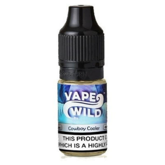Cowboy Cooler Eliquid By Vape Wild