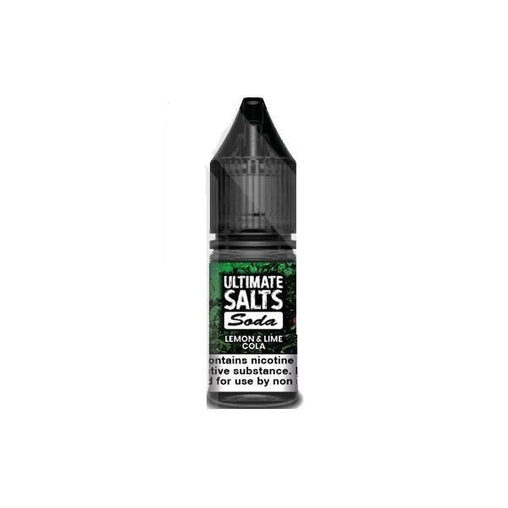 Lemon And Lime Cola 10ml E-Liquid By Ultimate Juice