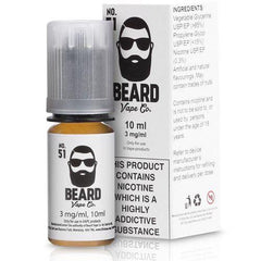 No.51 10ml Eliquid By Beard Vape Co
