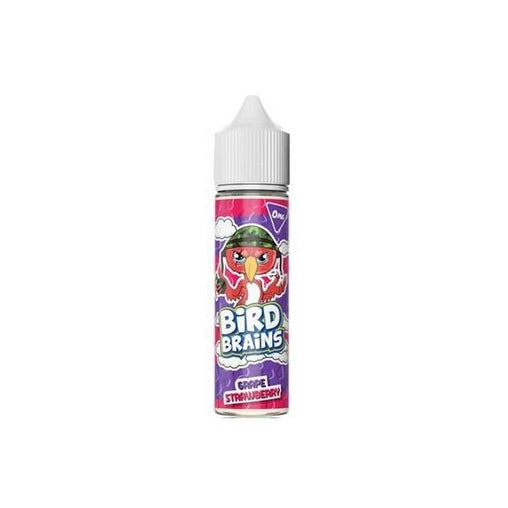 Grape Strawberry 50ml Eliquid Bird Brains
