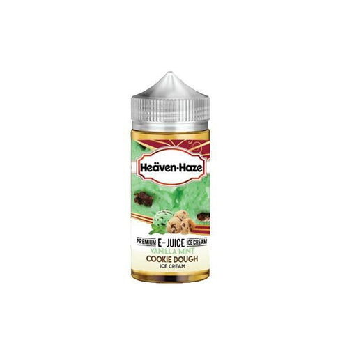 Vanilla Mint Cookie Dough 100ml Eliquid Heaven-Haze