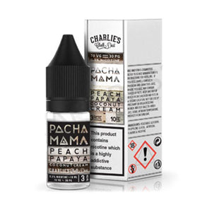 Peach Papayaand Coconut Eliquid By Pacha Mama