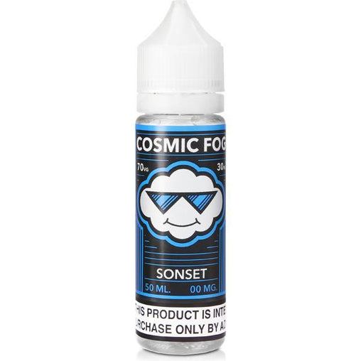 Sonset Eliquid By Cosmic Fog
