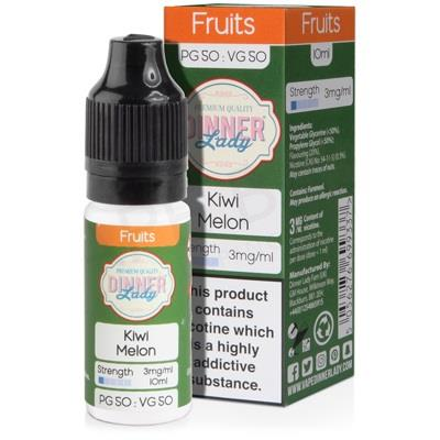 Kiwi Melon 10ml Eliquid By Dinner Lady