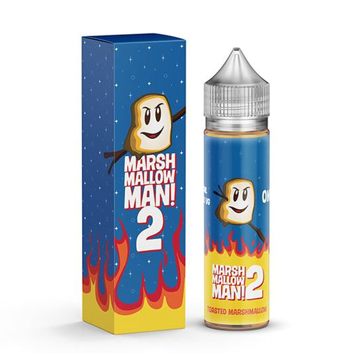 Marshmallow Man 2 50ml Eliquid By Marshmallow Man