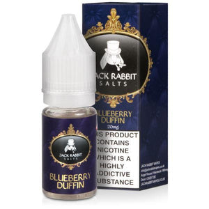 Blueberry Duffin Eliquid By Jack Rabbit